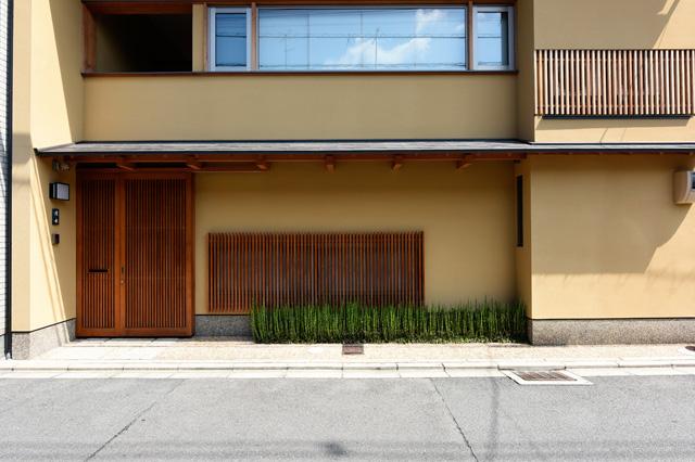 京都にふさわしいデザインをイメージ