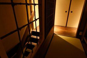 04清水五条の家_階段