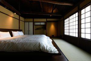 04清水五条の家_寝室