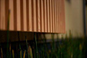 06中庭のある家_格子窓