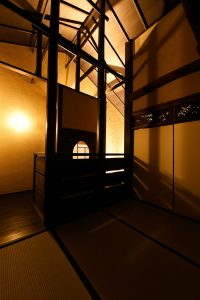 07大宮島原の家_階段