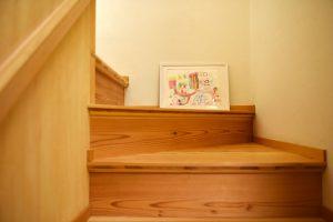 09小さな二世帯住宅_階段
