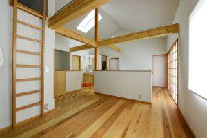 09小さな二世帯住宅_多目的室