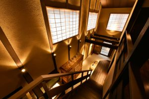 11南聖町の家_階段