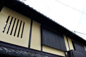 13聚楽第の家_虫籠窓
