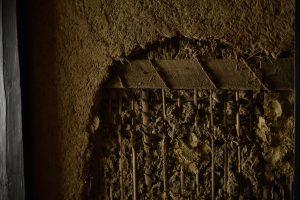13聚楽第の家_壁