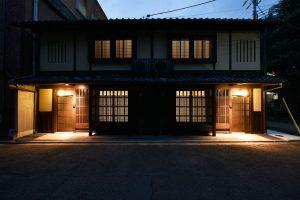13聚楽第の家_夜景
