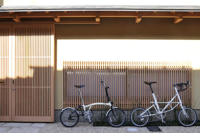 景観政策に従った新築住宅例