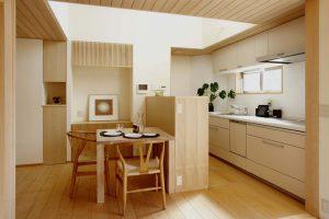 狭小地住宅の事例